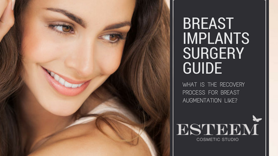 What is the Recovery Process for Breast Augmentation Like?
