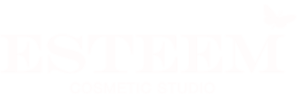 esteem-cosmetic-studio-white-logo