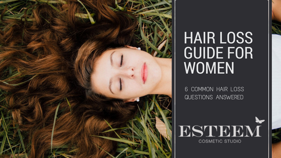 6 Common Hair Loss Questions Answered
