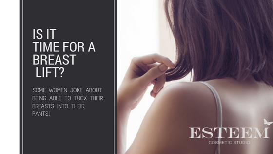Is It Time for a Breast Lift?