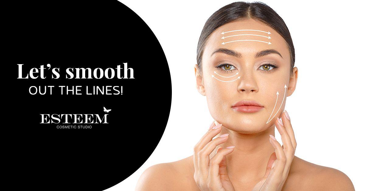 Anti Wrinkle - Esteem Cosmetic Studio Banner