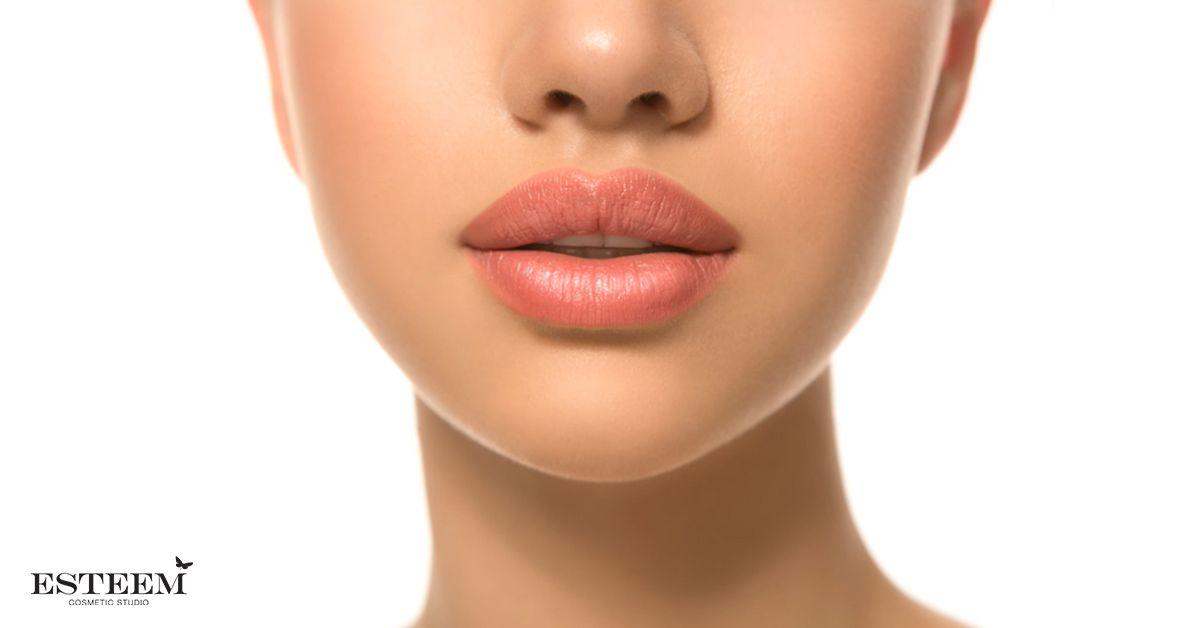 Lip Enhancement - Esteem Cosmetic Studio